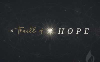 A Thrill of Hope Christmas Candlelight Production