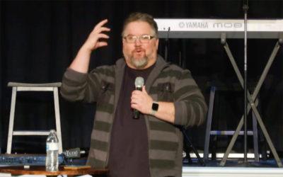 Sunday Service with Darren Wilson, January 27th 2019