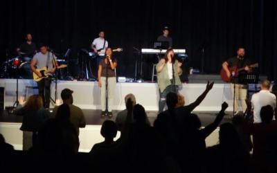 Sunday Service, September 1st 2019