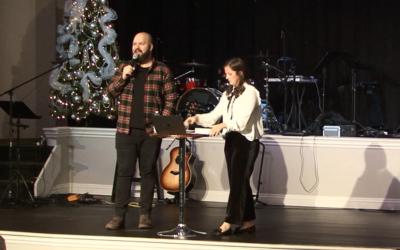 Sunday Service, December 1st 2019