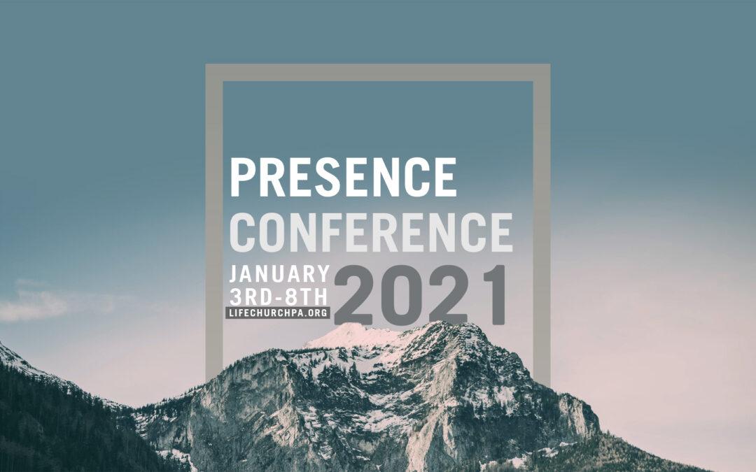 Presence Conference 2021 – January 3rd